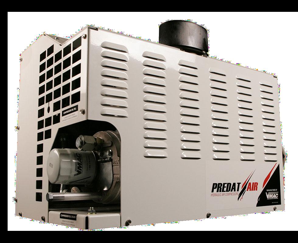 VMAC Hydraulic Air Compressor 40cfm