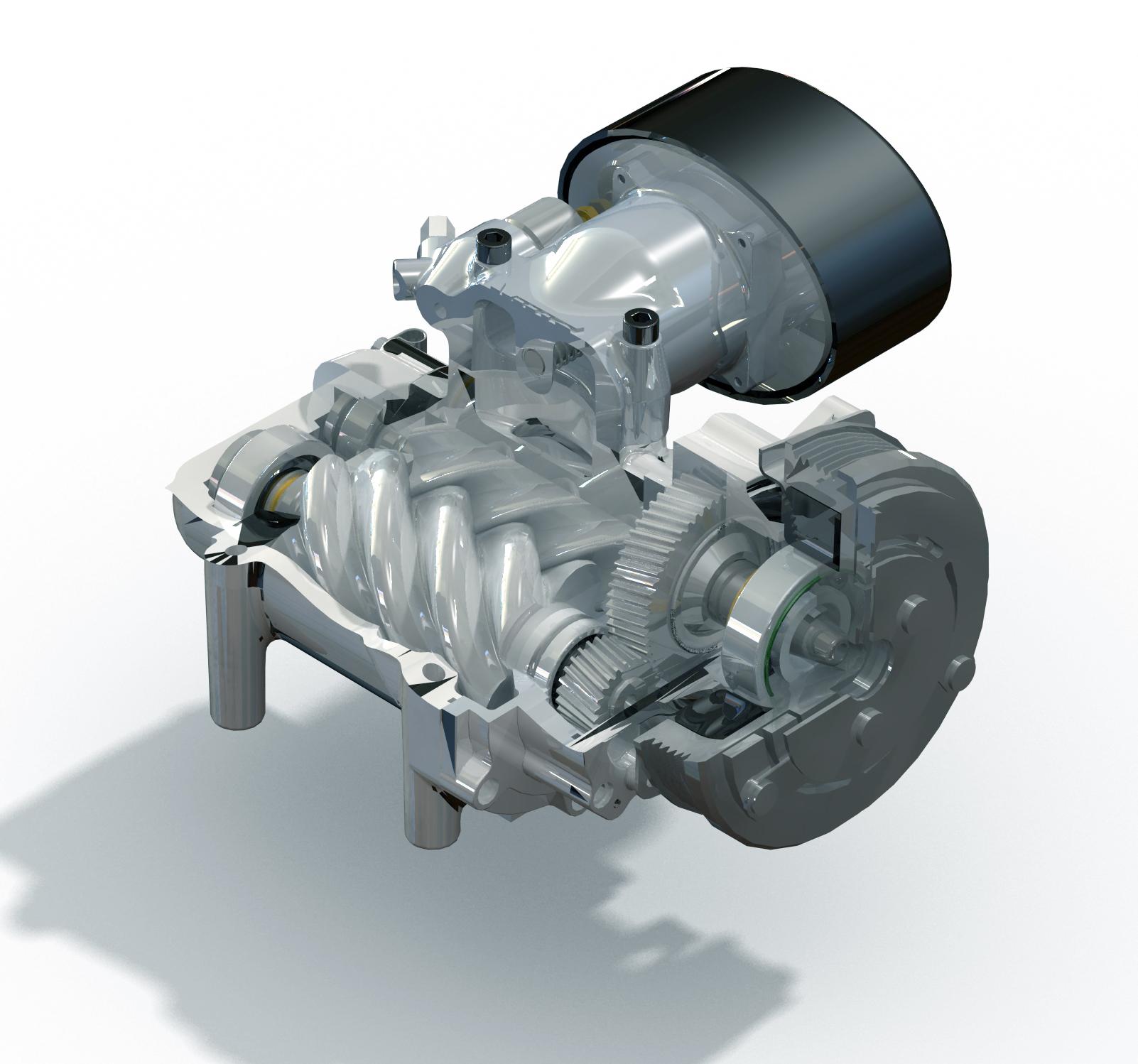 VMAC VR70 Air Compressor 70 cfm