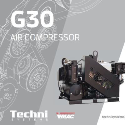 VMAC Petrol Driven Air Compressor G30