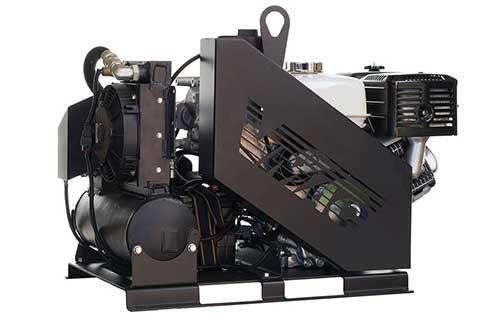 VMAC Petrol Driven Air Compressor 30cfm