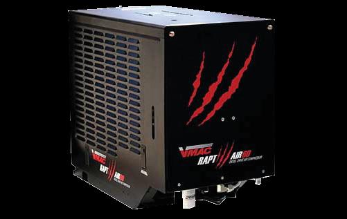 VMAC Diesel Driven Air Compressor 60cfm
