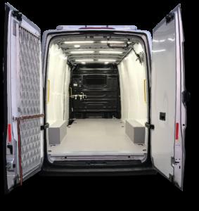 internal vehicle conversion